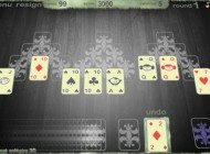 Tri Peak Solitaire : Texas Hold 'em Poker: Heads Up