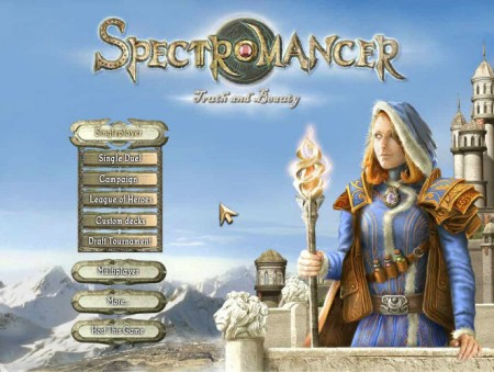 Spectromancer: Truth and Beauty